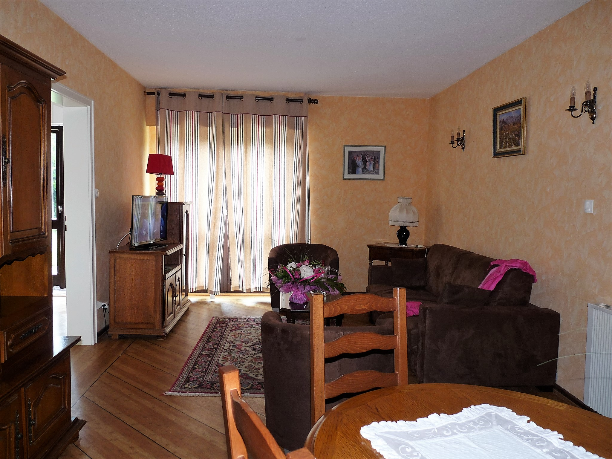 Self catering apartment 4 pers